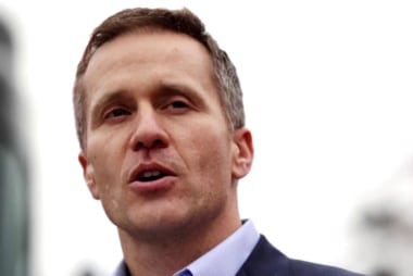 Greitens impeachment complicates GOP's race for Missouri Senate seat