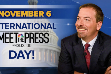 Mark your calendars for International Meet the Press Day