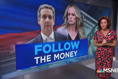 Follow the money: Tracking Michael Cohen's payments