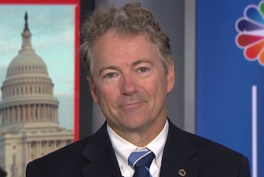 Sen. Rand Paul: Promoting Gina Haspel to CIA Dir is a 'terrible mistake'