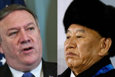Top North Korean official travels to US to meet Secy. Pompeo
