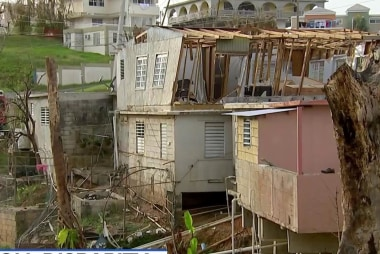 Study: Hurricane Maria death toll 70 times official number from  PR officials