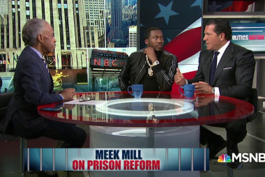 Meek Mill on Trump, Kanye, and the Criminal Justice System