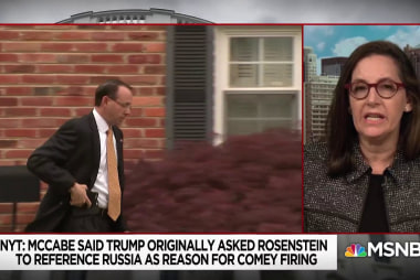 Why things may be complicated for Rod Rosenstein