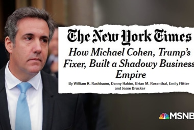 Michael Cohen's shady past comes to light, amid speculation he could 'flip'