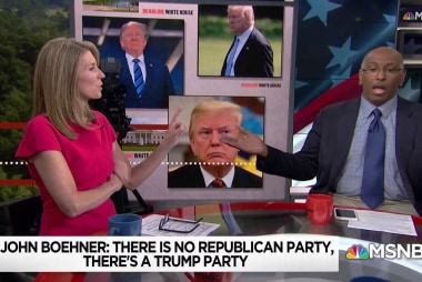 Fmr. RNC Chair: Boehner is right, GOP in a 'self-induced coma'