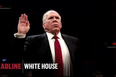 Former CIA Dir. John Brennan on Trump, North Korea, Gina Haspel, and Putin