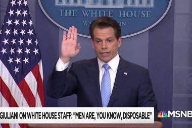 "Trump's ""disposable men"""