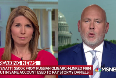 Steve Schmidt: Michael Cohen is like a 'Goodfellas' character