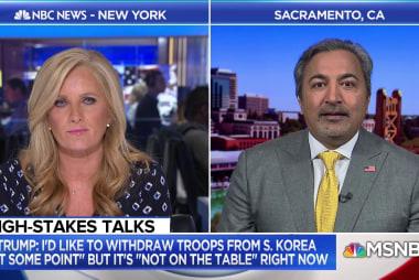 Rep. Bera: Pres. Trump has to be careful on Iran deal