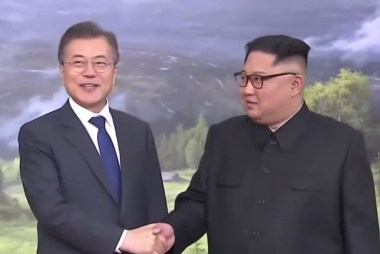 Korean leaders hold second summit on denuclearization