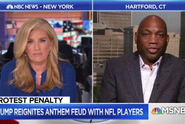 Debate over First Amendment & football reignited