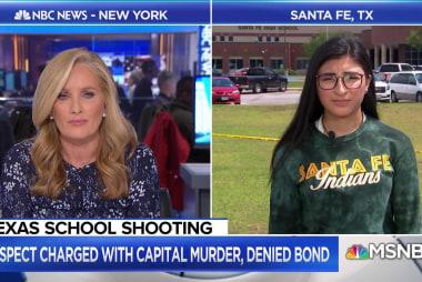 Santa Fe school shooting kills 10