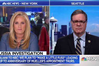 Rep. Heck: 'Collusion is hiding in plain sight'