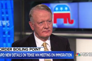Rep. Lance: 'We should amend' immigration laws