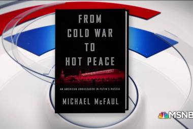 McFaul on 'From Cold War to Hot Peace'