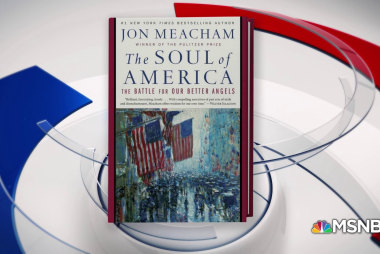 Meacham on divisiveness and 'The Soul of America'