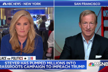 Steyer: You can't hold Trump accountable without impeachment