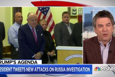 What could happen in an interview between Pres. Trump, Mueller?
