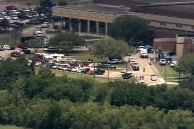 Expert: Texas school shooting echoes Columbine massacre