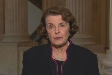 Sen. Feinstein: This 'isn't Nazi Germany'