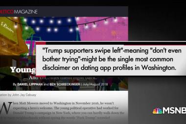 Trump staff troubles