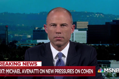 Avenatti: Trump's problem is Cohen was an evidence 'hoarder'