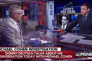 Michael Cohen's friend hints at 'missing links' in Russia probe