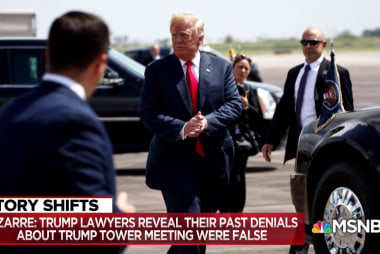 Giuliani's bizarre new argument against a Trump-Mueller interview