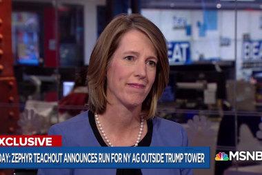 Zephyr Teachout: I'll be 'ready' for Trump's 'protective pardon'