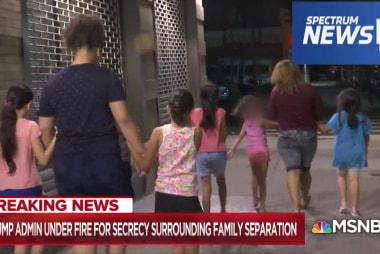 Sam Seder: Trump lies about migrant kids echo 'fascistic mechanism'