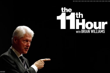 Defensive Bill Clinton asked about Lewinsky amid #MeToo movement
