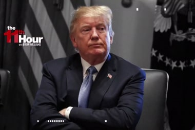 Trump blames Dems after his migrant policy publicity nightmare
