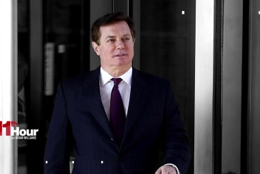 Robert Mueller hits Paul Manafort with brand new charges