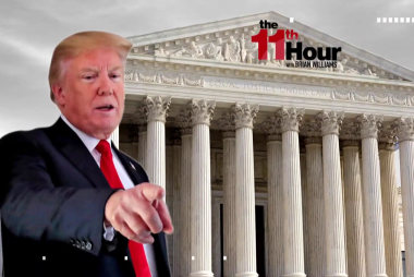 Who's on Trump's Supreme Court short list?