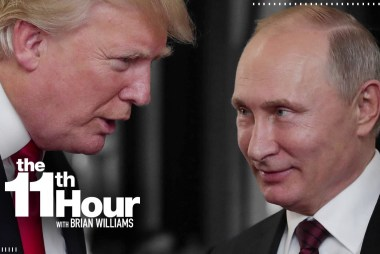 Trump finally gets the summit with Putin he's been wanting