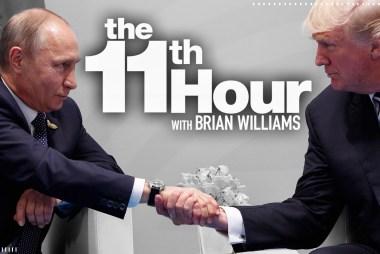 European allies hugely worried over Trump's summit with Putin