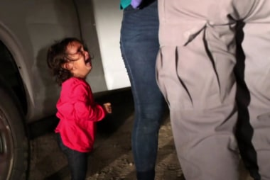 Trump to Congress on 'zero tolerance': The images are bad for us