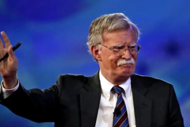 Bolton heading to Russia to set up Trump/Putin meeting in July