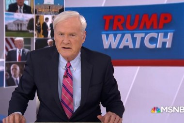 Matthews: No one in the GOP can stop Trump