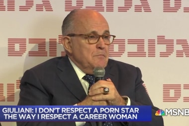 Matthews: Trump's found his Roy Cohn