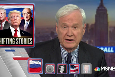 Chris Matthews: Trump really did design the cover-up