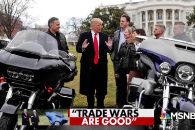 Trump is finding winning trade wars is not so easy