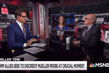 Is Mueller about to drop the hammer?