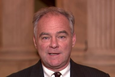 Sen. Kaine: We can't trust Trump's executive order