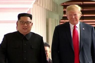 GOP Rep. Zeldin defends Trump cozying up to North Korea