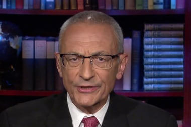 Podesta reacts to DOJ watchdog report on election