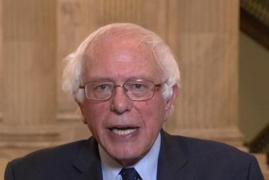 Sanders: We need to rally Americans around Roe v. Wade