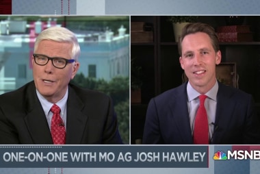 One on One with Josh Hawley