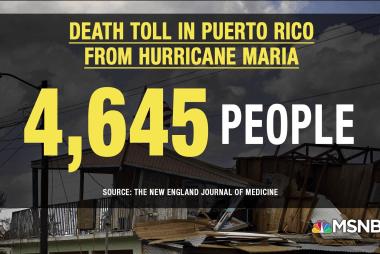 Puerto Rico's Hurricane Maria fatalities severely underestimated: report